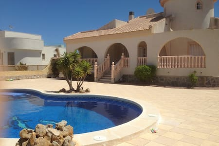 Luxury villa -private  pool & golf - Rojales