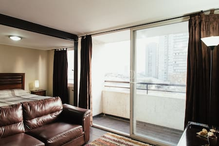 Flat in Santiago center - Santiago - Apartment