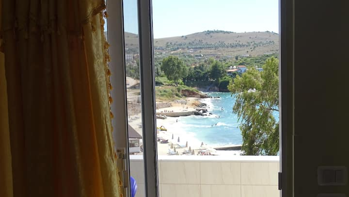 Double Ensuite Apartment on the Sea