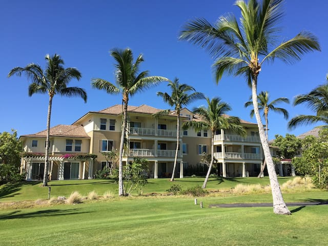 Sweet Condo. in WAIKOLOA BEACH Resort (2 BedRooms) - Waikoloa Village - Daire