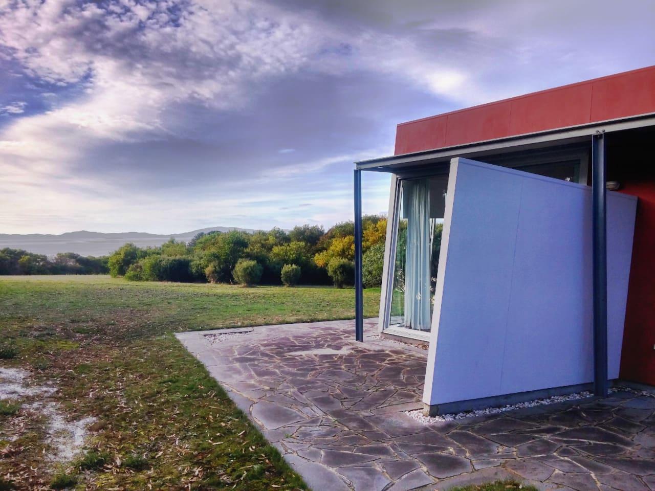 Our architectually designed villa