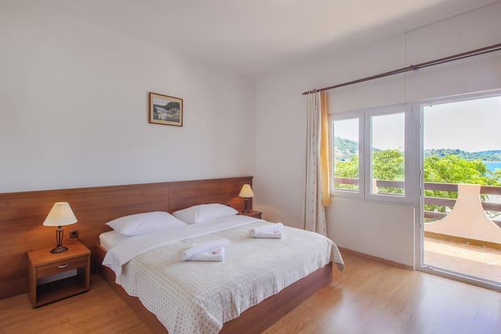 Double Room @ Hotel Plava Laguna Tisno