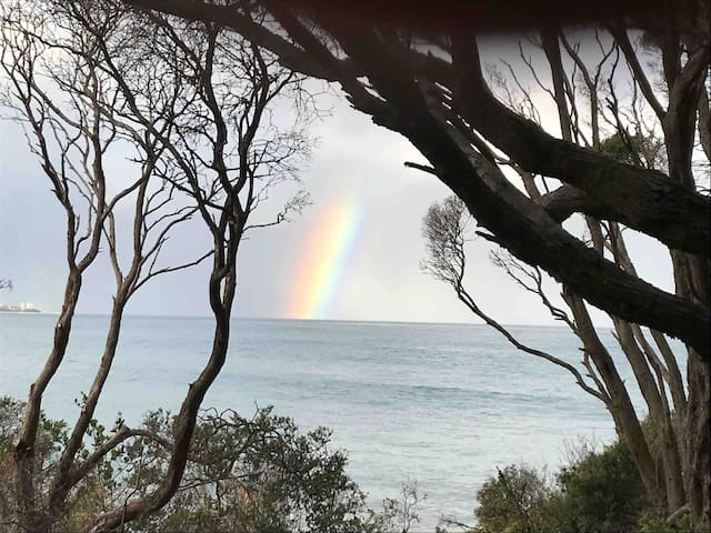 Queenscliff, the pot of gold at the end of the rainbow.