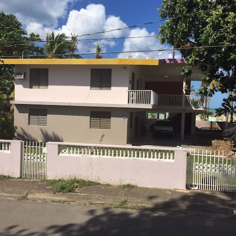 Beach house in Puerto Rico - Suarez