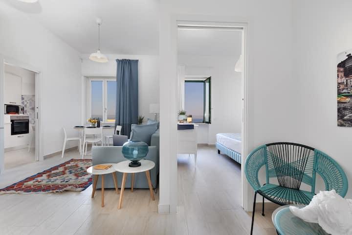 Appartamento Tramontano con Aria Condizionata e Internet WI-FI