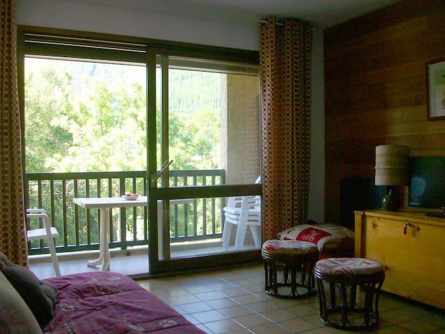 Appartement 3 pièces à Serre-Chevalier 1500 - Le Monêtier-les-Bains - Condo