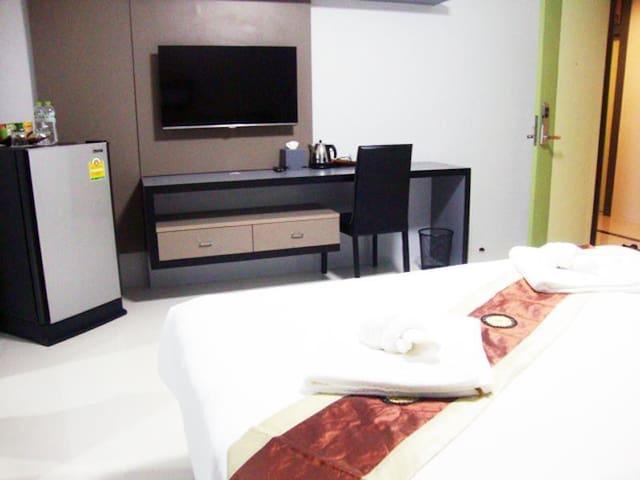 Thong Manee  Apartment Service - Hat Yai - Lägenhet