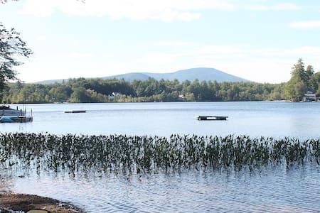 Lakefront Tranquility - Webster - Kabin