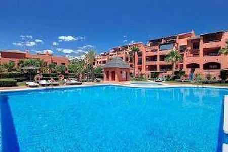 Vakantie appartement in luxe complex in Marbella - Benahavís - 公寓