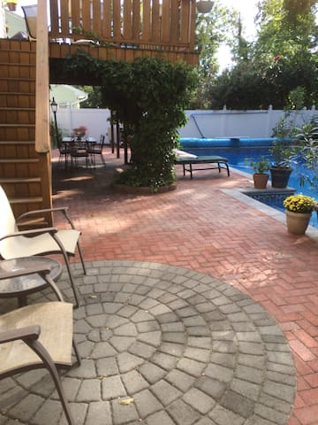 Private apartment in South Huntington/Melville - Huntington Station - Leilighet