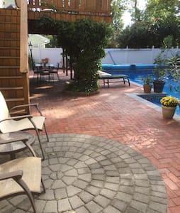 Your own private apartment in South Huntington. - Huntington Station - Appartement