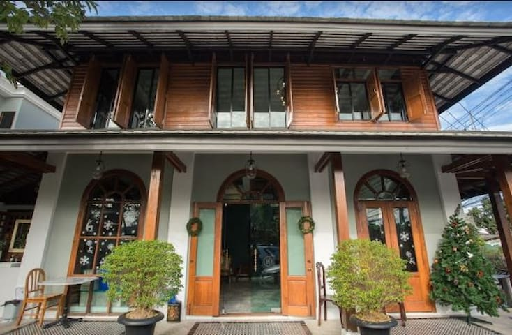 豪华的遗产家  V Heritage Villa Unseen City