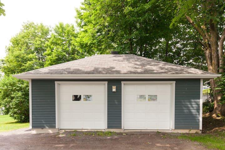 le garage.... - Quebec