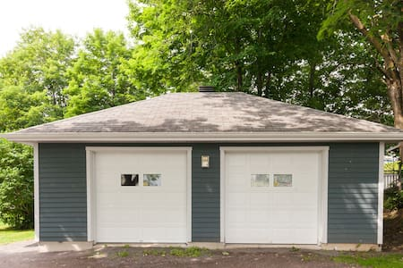 le garage.... - Québec