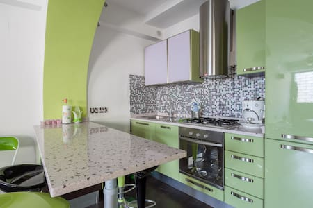 SPECIAL JULY DEAL IN COOL LOFT PERUGIA CENTER - Perugia - House