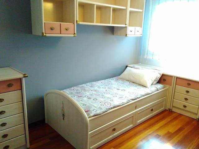 Habitación con cama nido (Hab 2)