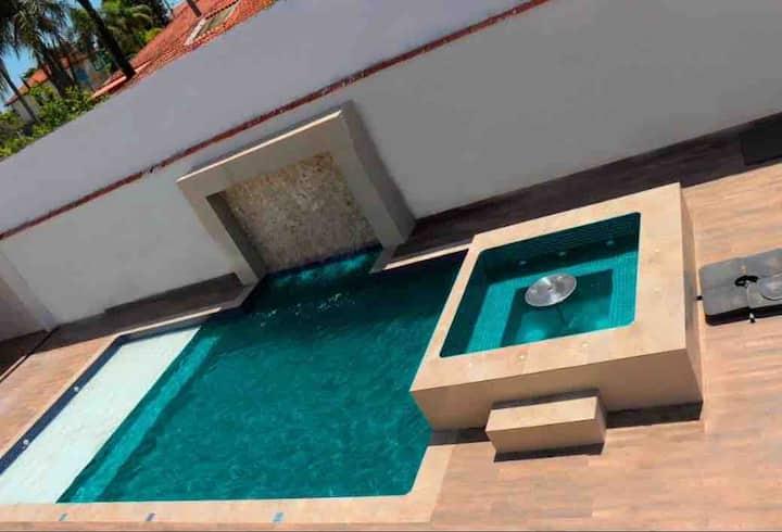 Casa deslumbrante de Campo com Piscina & Spa