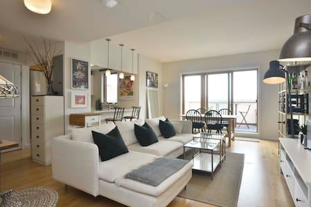 Gorgeous 1br City View Penthouse
