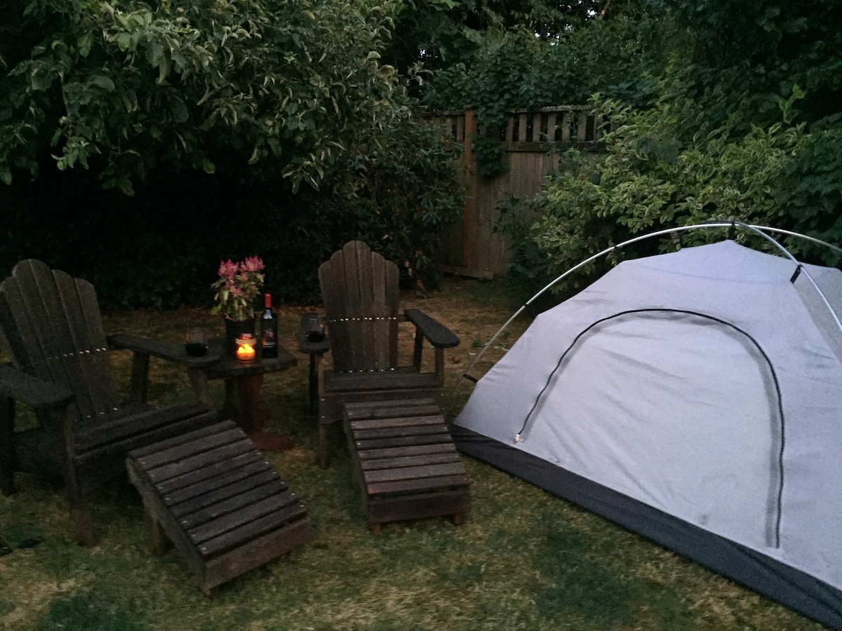 Oleu0027s Urban Seattle Tent #Gl&ing - Tents for Rent in Seattle Washington United States & Oleu0027s Urban Seattle Tent #Glamping - Tents for Rent in Seattle ...