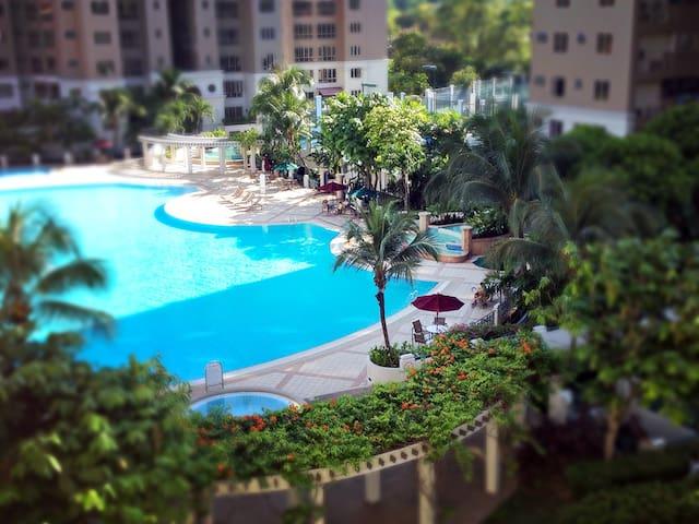 Resort like unit, 2bdrm, no owner