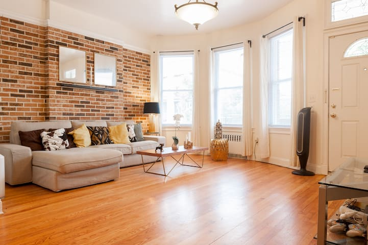 Beautiful Private Room next to NYC! - Weehawken - Pis