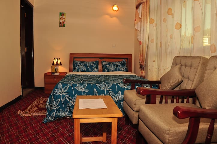 Keba Guest House and B&B-6 - Addis Ababa - Bed & Breakfast