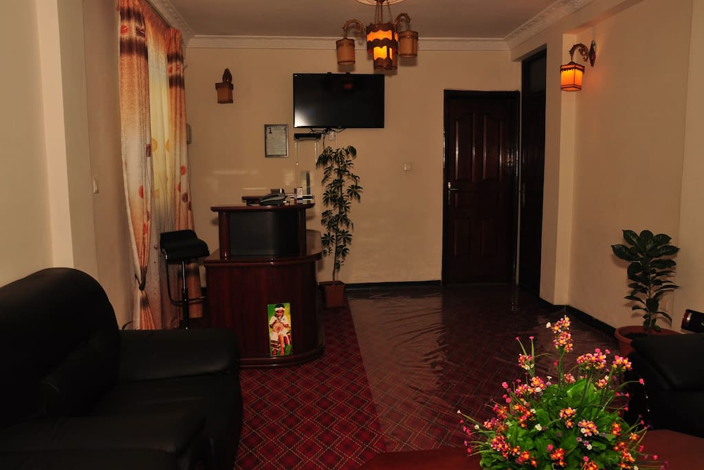 Bed And Breakfast Addis Ababa