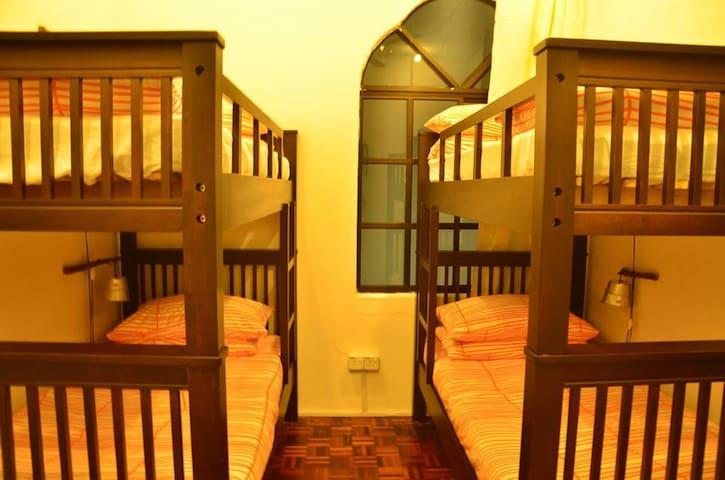 Akar Lima Kulim - 4 Person Room (2) - Kulim - Oda + Kahvaltı