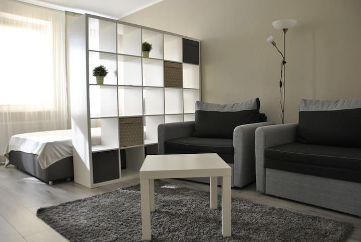 Апартаменты на Мосина 14