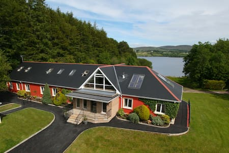The Lodge at Harvey's Point - Lough Eske - Bed & Breakfast
