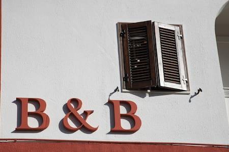 ANightToRemember! B&B Domu e Luna - Lunamatrona - Bed & Breakfast