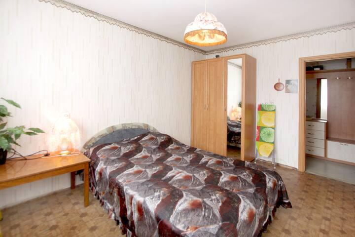 Cozy 1-room apt close to metro  - San Pietroburgo - Appartamento