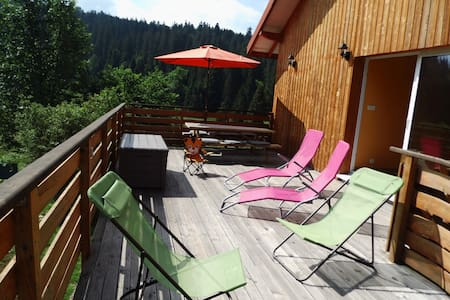 Gîte of 93 sqm at 820 m of altitude - Ban-sur-Meurthe-Clefcy - Huoneisto