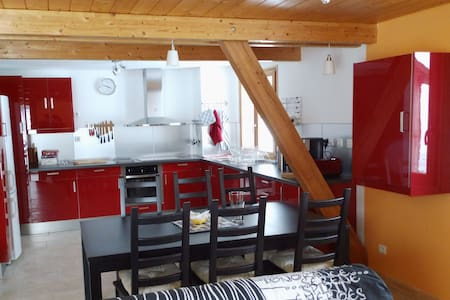Gîte of 93 sqm at 820 m of altitude - Ban-sur-Meurthe-Clefcy - Apartment