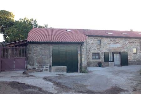 """Aptos casa rural """"Casa do Leiteiro"""" - Rodeiro - Apartment"""