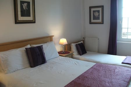 Double room with private facilities - Saint-Marcan - Bed & Breakfast