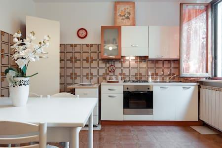 apt 70sqm in countryside near Fano - Lucrezia di Cartoceto - 公寓