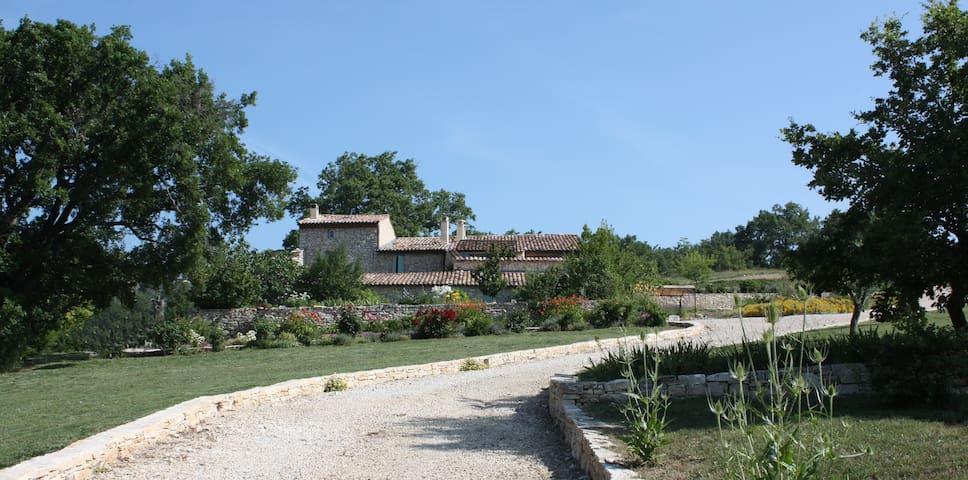 Domaine de La Lave - Marie - Vachères