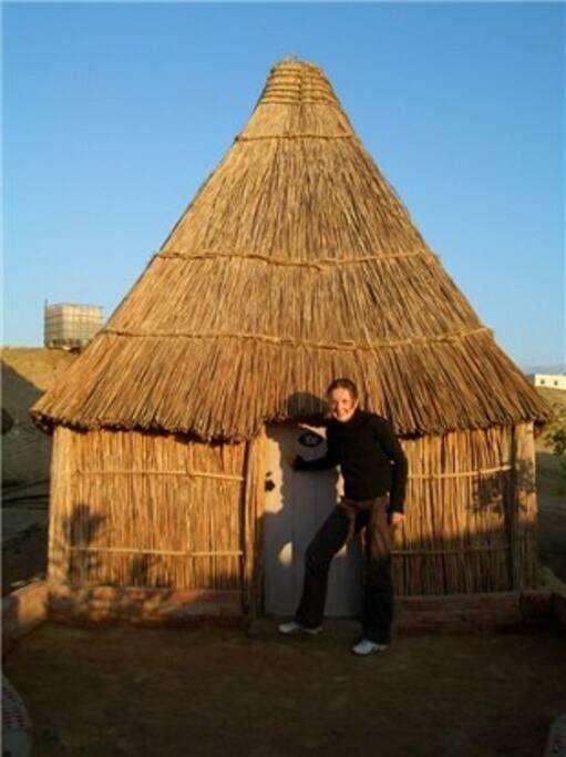 1-2 person hut