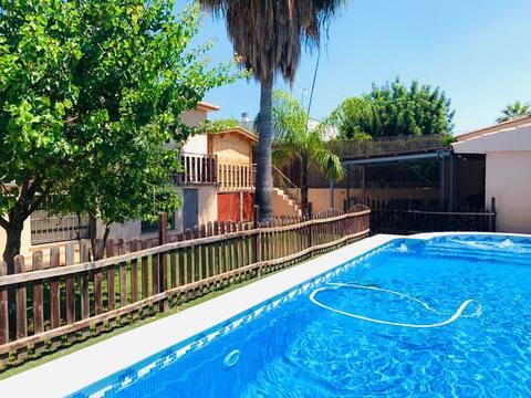 Mediterranean Villa for vacations & relax Valencia