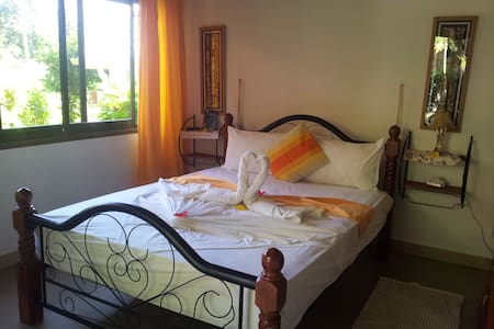 Calou cottage room - La Digue - Bed & Breakfast