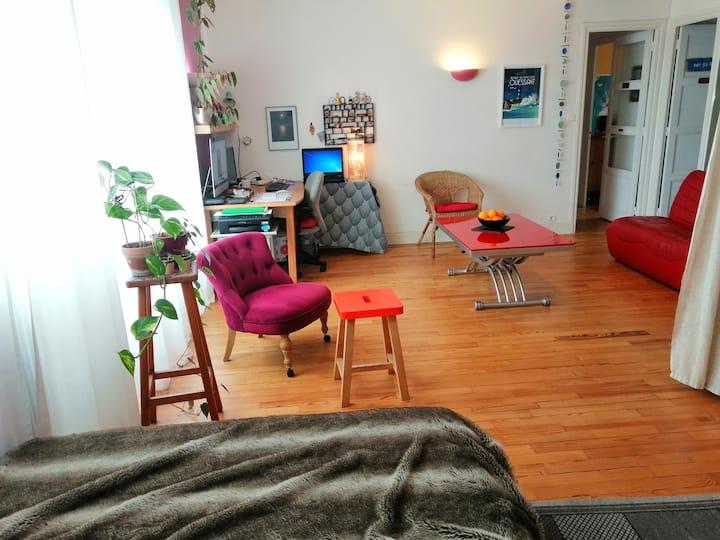 Apartment 11 sleepings