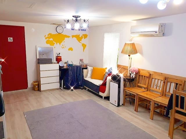 [MyeongDong] 明洞 Clean&Private&Cozy room ★★★★★