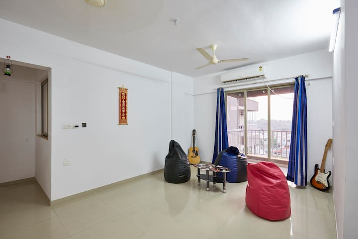 Peaceful home in Mumbai - thane - Apartamento