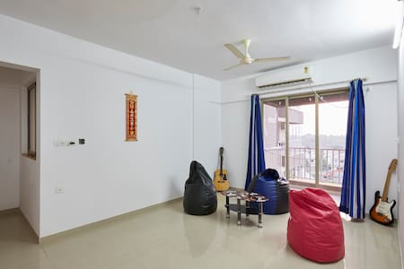 Peaceful home in Mumbai - thane - Wohnung