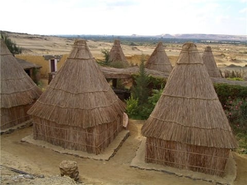 Badry's Sahara Camp : 2 People