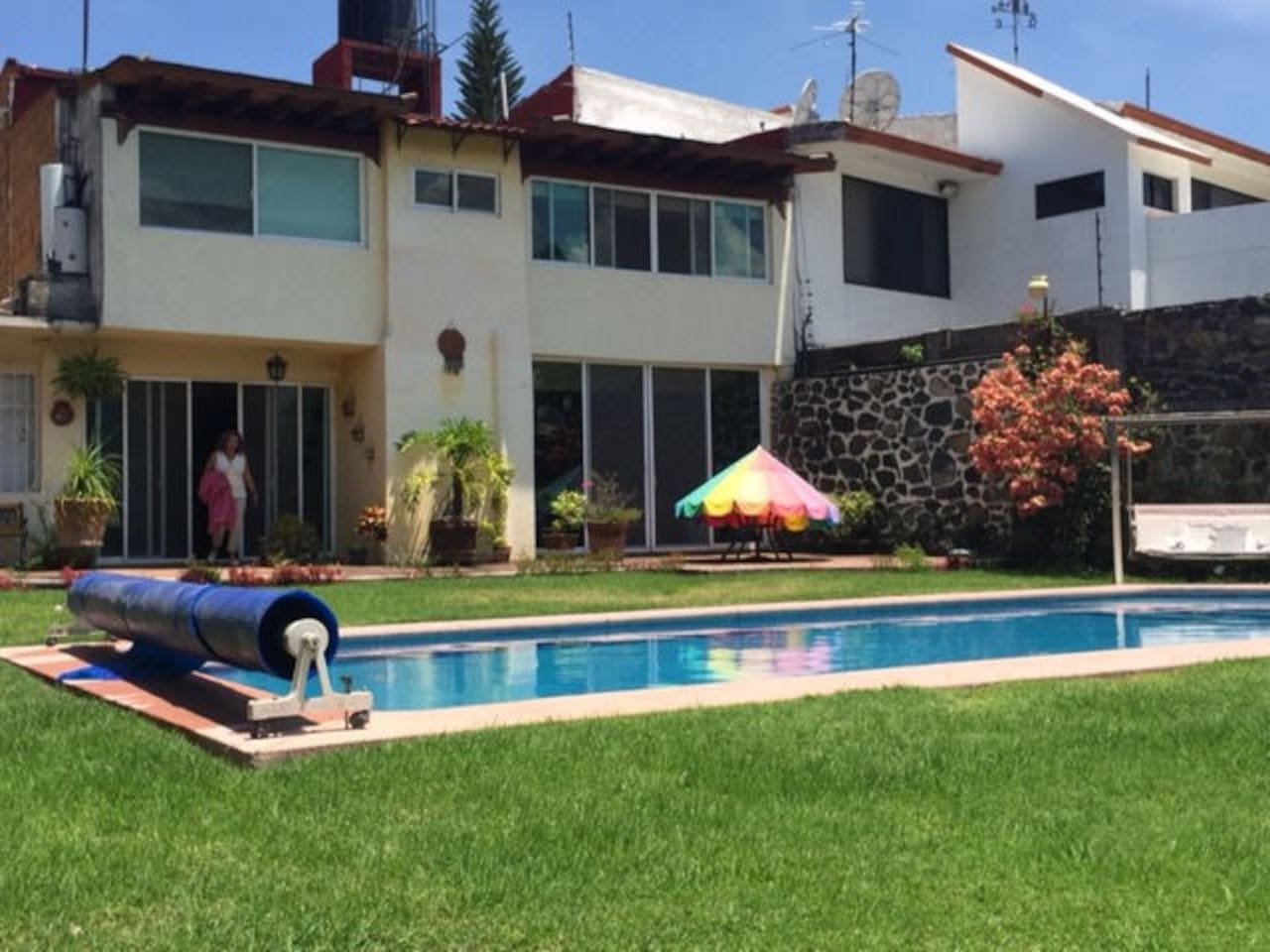 Casa en cuerna ideal para descansar y divertirse!