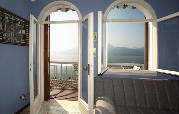 Vista fantastico sul Lago di Garda - Torri del Benaco - Appartement
