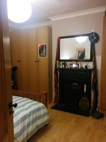 Big Double Room Great Location - Dublin - House