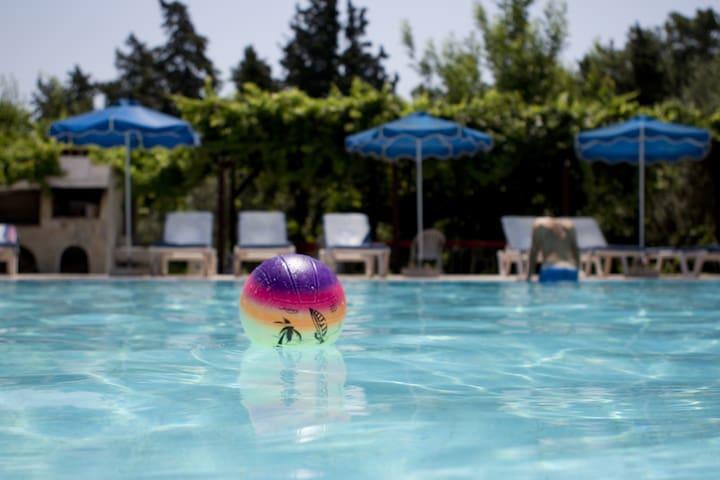"""swimming pool Artemis """"Triple room"""""""
